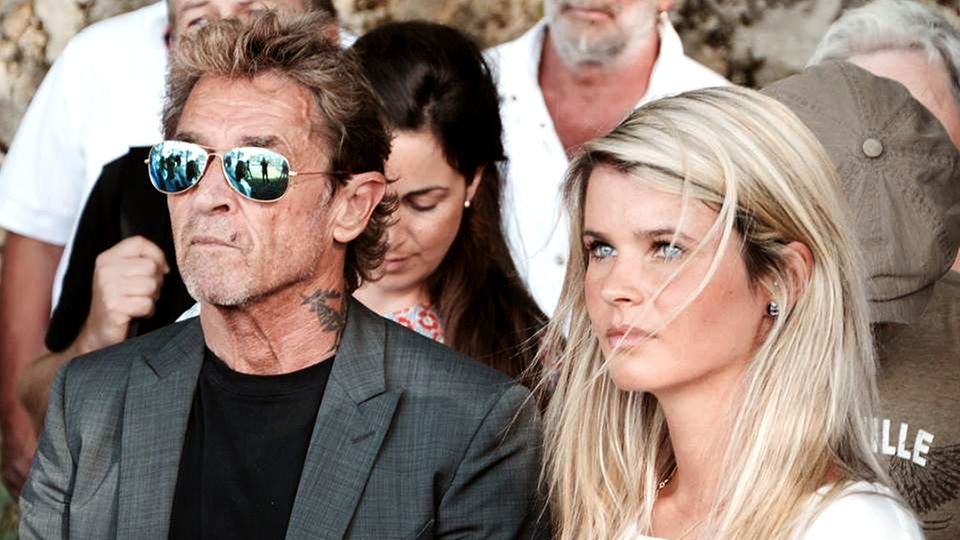 Peter Maffay und seine Freundin Hendrikje