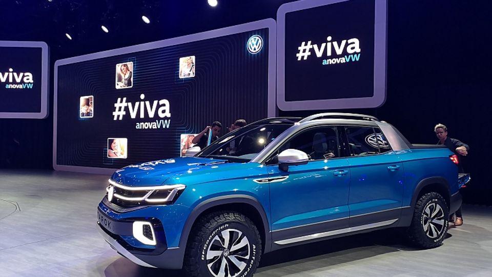 VW Tarok - nahe an der Serie