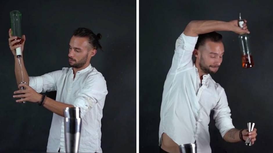 Cocktails mischen: Diese Tricks sollte jeder gute Barkeeper beherrschen