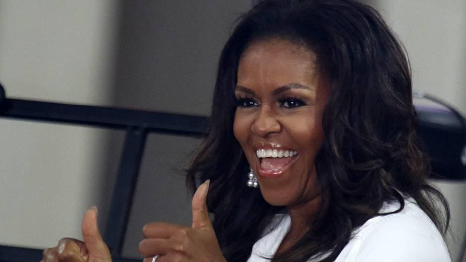 Ex-First Lady: Michelle Obamas Memoiren brechen alle Rekorde