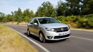 Dacia Logan - der letzte Platz