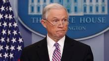 Nach dem Rückzug von Jeff Sessions befürchten Demokraten eine Behinderung der Russland-Ermittlungen gegen Donald Trump