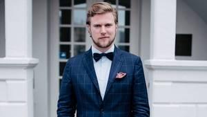 David Schirrmacher, Gründer und Geschäftsführer des Mode-Startups Von Floerke