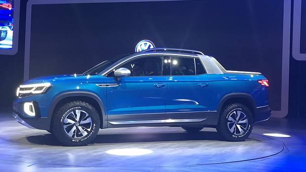 Angetrieben wird der Tarok Concept von einem 110 kW / 150 PS starken Vierzylinder-TSI-Motor mit 1,4 Litern Hubraum, der in Brasi