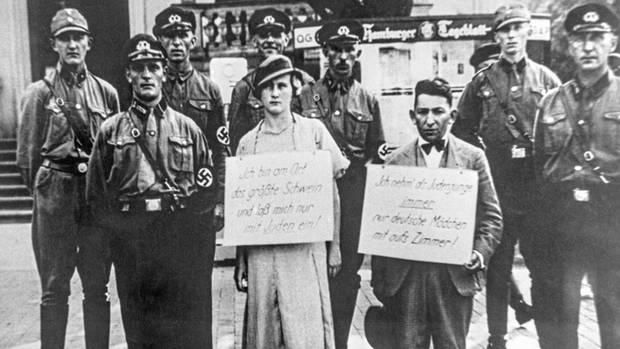 """80. Jahrestag: Gedenken an anti-jüdische Pogrome - """"Die Schutzmänner grinsten nur"""""""