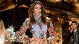 Für sie war es eine Premiere: Die Deutsche Lorena Rae durfte erstmals für Victoria's Secret laufen