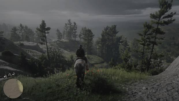 Red Dead Redemption 2 Ganze Karte.Red Dead Redemption 2 Das Cowboy Epos Zeigt Das Dilemma