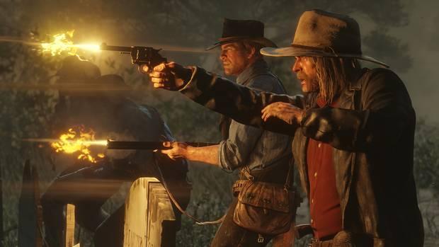 """Wilde Action im noch wilderen Westen: Das erwarten die Spieler von """"Red Dead Redemption 2""""."""