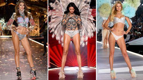 Victoria's Secret Show 2018: Ein Engel weint, die anderen strahlen