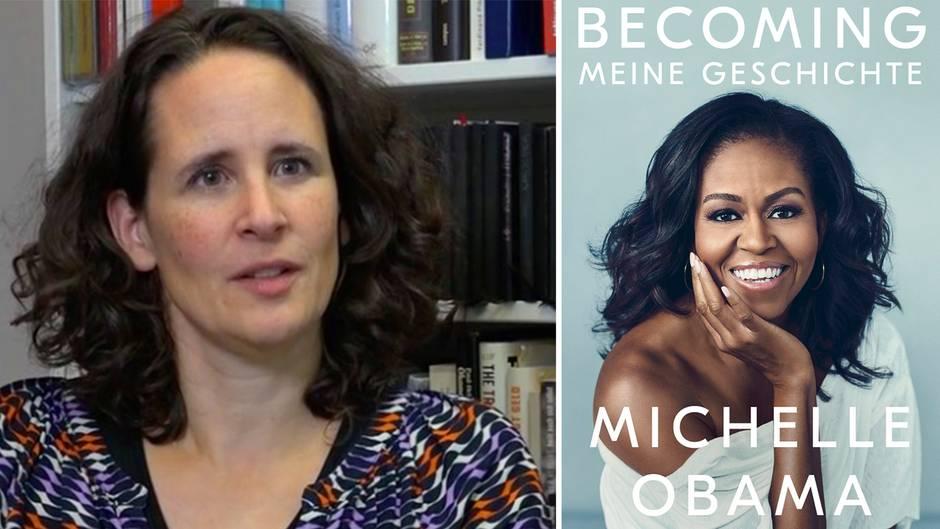 Im neuen Buch von der ehemaligen First Lady der USA geht es nicht nur um Donald Trump