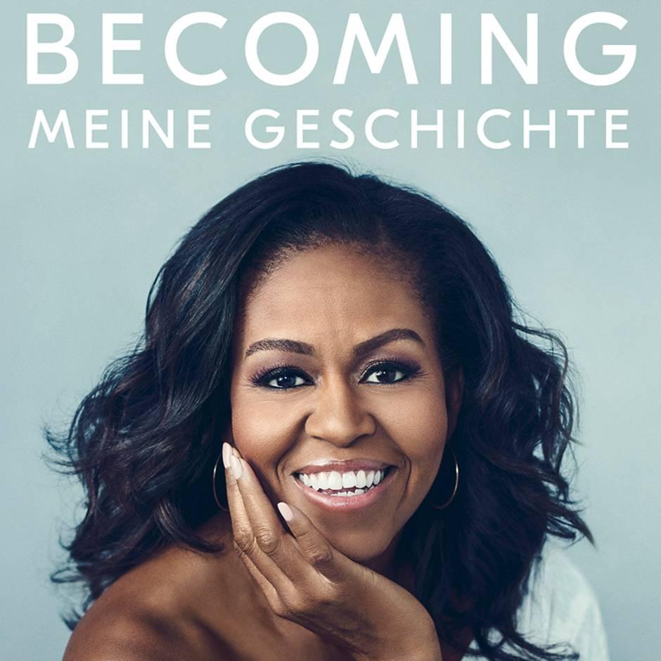 """Autobiografie """"Becoming - Meine Geschichte"""": Darum verging Michelle Obama bei Trumps Amtseinführung das Lachen"""
