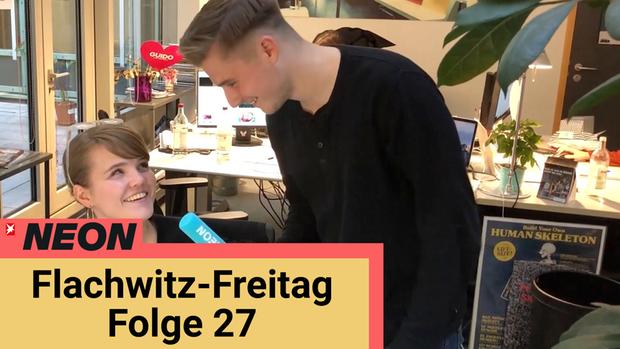 Flachwitz-Freitag: Der Chauffeur der Linken im Bundestag ist Sahras Wagenknecht
