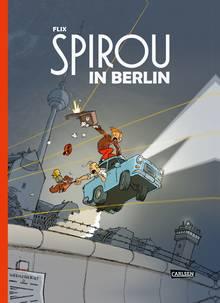 "Cover ""Spirou in Berlin"""