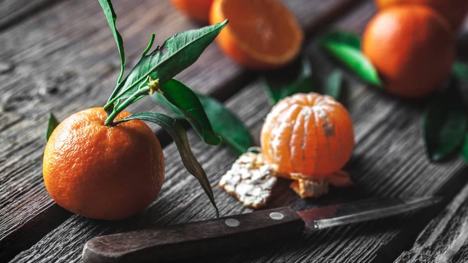 Zitrusfrüchte: Mandarine, Clementine, Satsuma – was ist eigentlich der Unterschied?