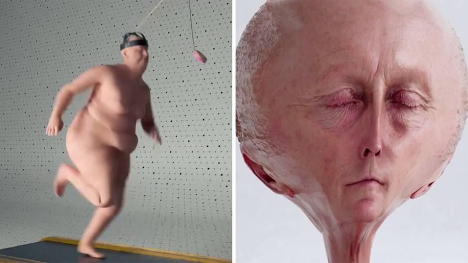 3-D-Kunst: Lustig, surreal und skurril – dieser deutsche Künstler begeistert das Netz