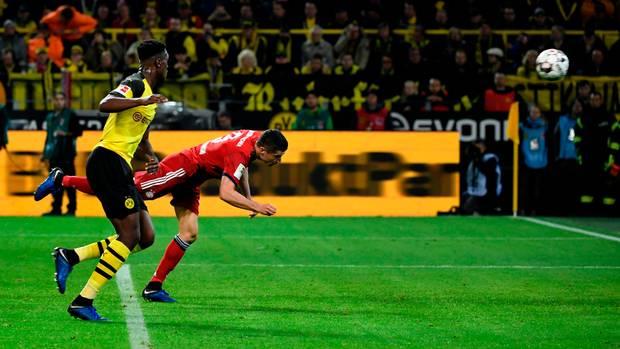 Das Spitzenduell zwischen dem BVB und Bayern München wird niemals an einem Montag stattfinden