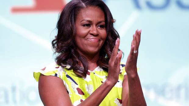 Die frühere First Lady Michelle Obama