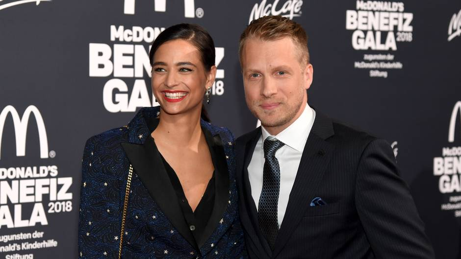 Public Appearance: Oliver Pocher presents his new girlfriend