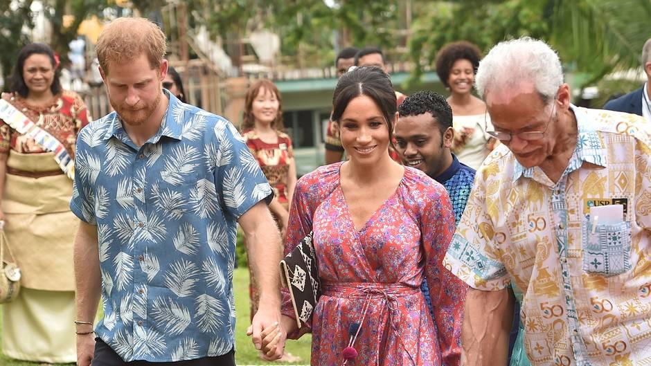 Royaler Familienurlaub: Von Schottland bis Afrika: Das sind die Reiseziele der Royals
