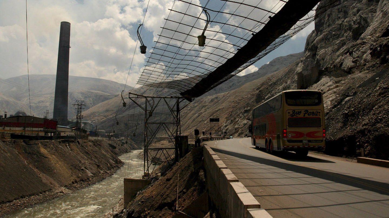 Busunglück von Jugendmannschaft in Peru