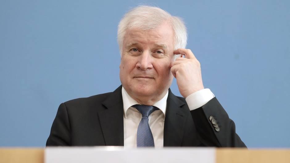 CSU-Chef und Bundesinnenminister Horst Seehofer