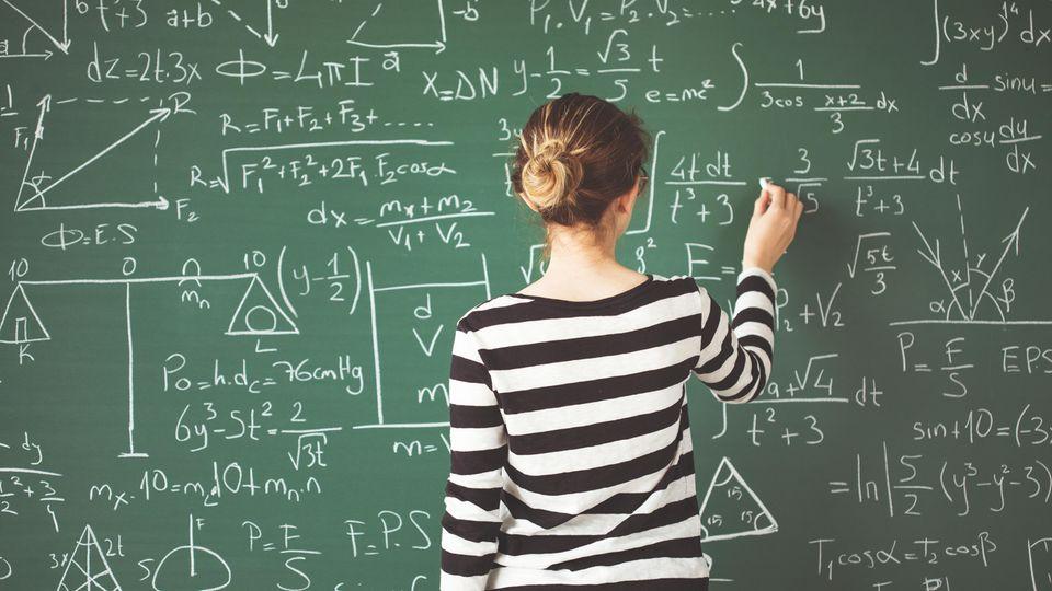 Mathematische Probleme erwartet man auf 4Chan sonst eher nicht (Symbolbild)