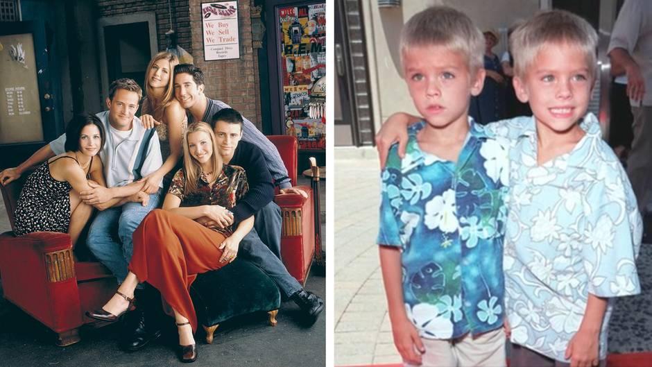 """Ross und Carols Sohn: Das wurde aus dem kleinen Ben der Kultserie """"Friends"""""""