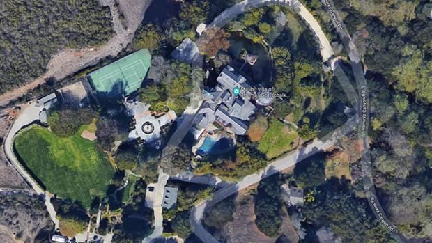 Thomas Gottschalk: Seine Villa in Malibu