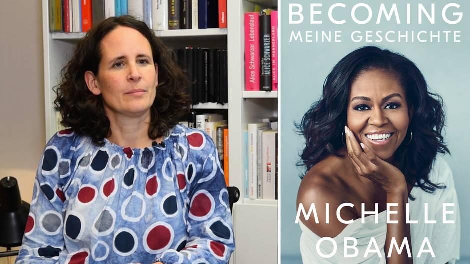 stern-Journalistin Cornelia Fuchs: Michelle Obama: Wie die ehemalige First Lady die Welt beeinflusst