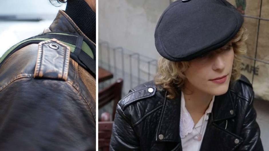 Modisches Designelement: Wofür gibt es diese Schulterklappen auf der Jacke eigentlich?