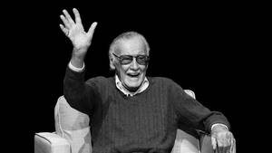 """Marvel""-Ikone Stan Lee"