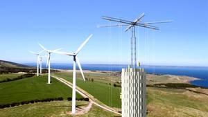 Energy Vault: Speicherung von Windernergie