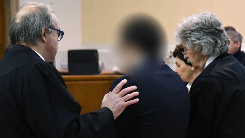 Wupprtal - Prozess - Totschlag - Großeltern - Springmann
