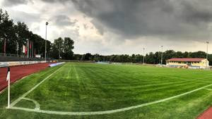 Nachrichten aus Deutschland: Amateur-Fußballplatz