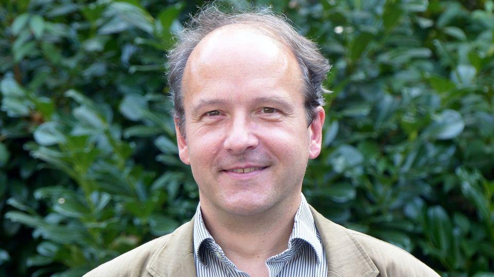 Ulrich Delius istDirektor der Gesellschaft für bedrohte Völker