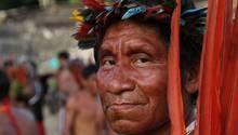 Yanomami in Brasilien