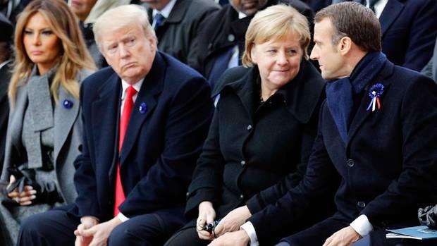 Donald Trump Erster Weltkrieg