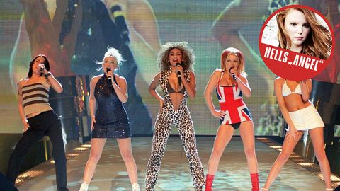 Hells Angel: Spice Girls - Girl Power, ihr Luschen!