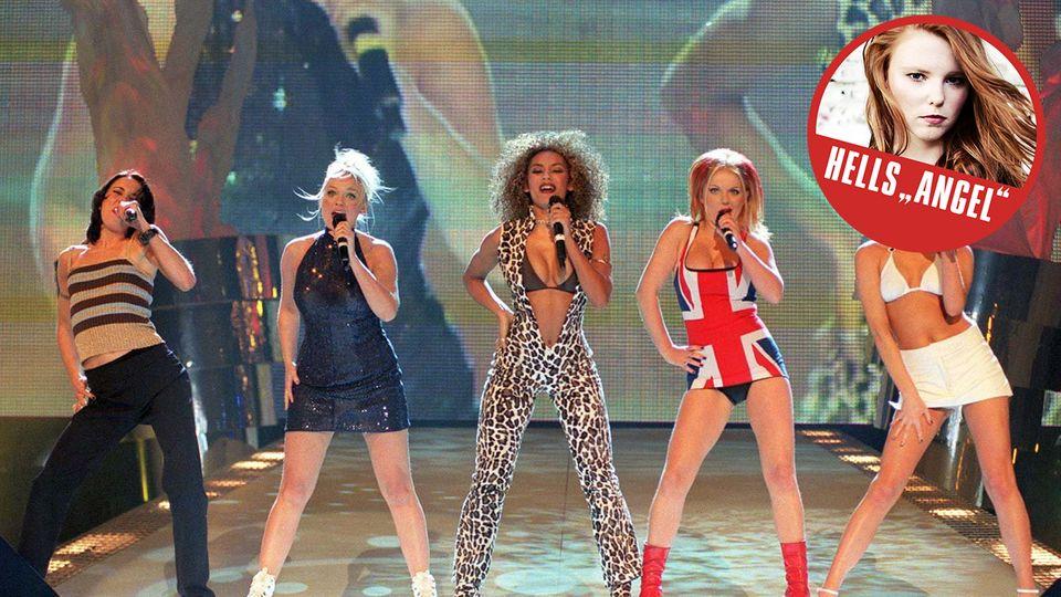 Hells Angel: Spice Girls - Girl Power, ihr Luschen!