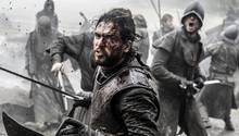 "Kit Harington als Jon Schnee in ""Game of Thrones"""