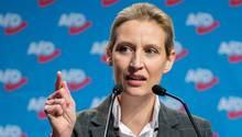 Alice Weidel - AfD - Spende - Schweiz - Wahlkampf - Medienanwalt