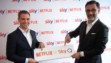Netflix und Sky: Kooperation gestartet