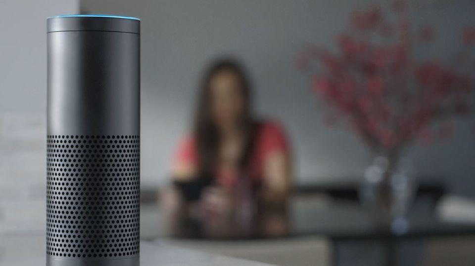 Amazon - Echo-Lautsprecher - Doppelmord- Aufklärung
