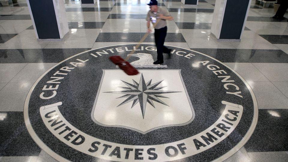 Hauptquartier der CIA