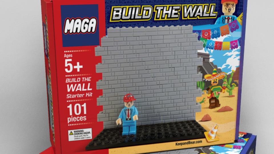 Trump Lego