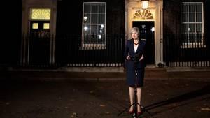 Brexit: Großbritanniens Ministerpräsidentin Theresa May
