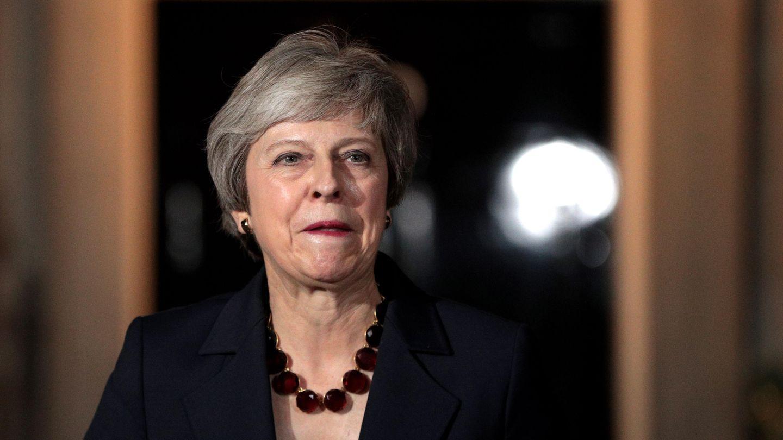 Das britische Kabinett billigte die Brexit-Pläne von Theresa May
