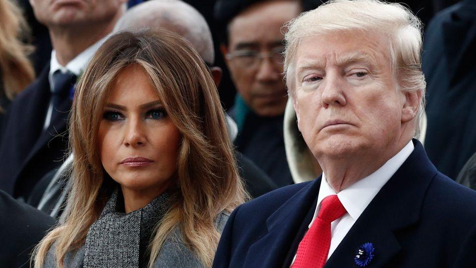 Melania Trump hat von ihrem Mann öffentlich die Entlassung der Vize-Sicherheitsberaterin verlangt