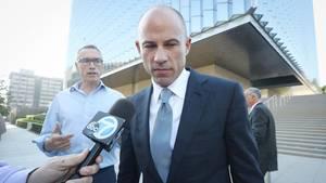Michael Avenatti, der Anwalt von Stormy Daniels, wurde in Los Angeles verhaftet