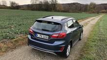 Ford Fiesta Active Plus 1.5 TDCi - im leicht rustikalen Look